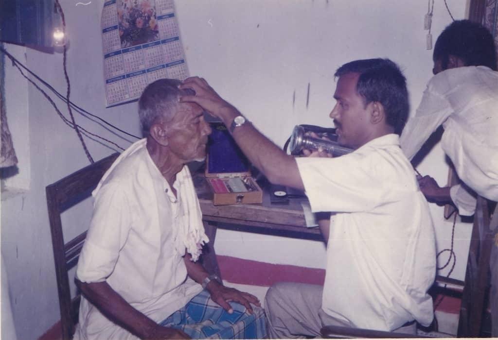 Free Eye Test in Darbhanga